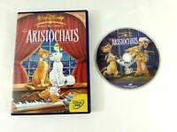 DVD Disney VF  Les Aristochats  Losange n°23  Envoi rapide et suivi