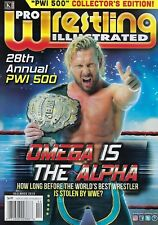PRO Wrestling Illustrated    December  2018  Omega
