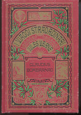 Claudius Bombarnac VOLUME SIGILLATO Hachette Jules Verne