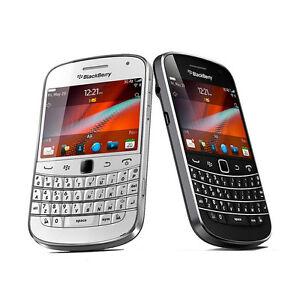Unlocked Original BlackBerry 9900 Bold Touch Mobile Phone  8GB 3G 5MP Smartphone