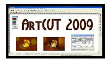 Artcut Software Vinyl Cutter Plotter 2009 Pro Sign Making