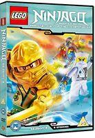 Lego Ninjago - Masters Of Spinjitzu: Rebooted - Fall Of The... [DVD][Region 2]
