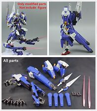 Diedai Option parts set Dash Unit for Bandai MB METALBUILD Avalanche EXIA Gundam