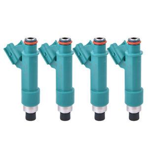 4Pcs Fuel Injectors For Toyota Corolla Camry Rav4 Solara Scion 2.4L 23250-28080