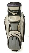 14 Division Large Capacity Regal Tour Trolley Cart Golf Clubs Bag