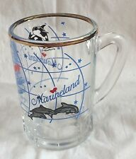 Marineland The Heart Of Niagara Falls Canada Souvenir Shot Glass