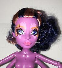 Monster High Great Scarrier Reef Kala Mer'ri Nude Sea Monster Doll NEW for OOAK