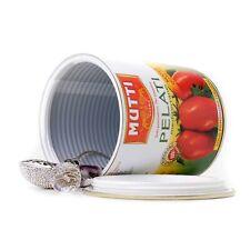 Secret Safe Pelati Tomatoes Can Hidden Stash Storage Home Security Box Hideaway
