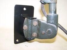 Wandhalterung für Gelenkarmlampe Scherenlampe, Halterung für alte Werkstattlampe