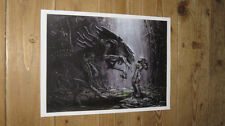 Alien v Predator AVP Fantastic Scene POSTER
