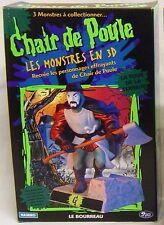 HORROR : CHAIR DE POULE / GOOSE BUMPS : LE BOURREAU / THE EXCECUTIONER MODEL KIT