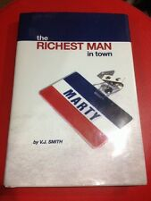 The Richest Man in Town by V. J. Smith (2005, Hardcover)