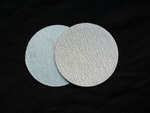 """Sanding Discs 3"""" / 75mm Hook and Loop, all Grit Sizes"""