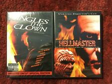 Jingles the Clown : New Unrated Uncut Special Edition + Hellmaster