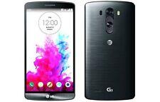 LG G3 D850 - 32GB - Metallic Black ATT (Unlocked)  OEM Accessories New Open Box