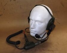 Clansman 351 headset and pressel.Tested and working. Good used condition.