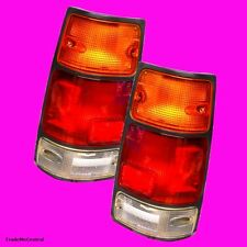 Holden Rodeo Isuzu TF Ute 88-97 Right RH Left LH Hand Side Rear Tub Tail Lights