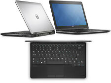 Dell E7240 i7 4600U 3.3GHz 8GB 128GB SSD WEBCAM WIFI HDMI  WIN 10 PRO 12.5""