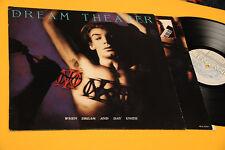 DREAM THEATER LP QUAND DREAM 1°ST ORIGINAL 1989 EX