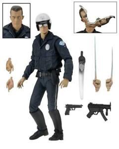Terminator 2 Actionfigur Ultimate T-1000 (Motorcycle Cop) 18 cm - NECA