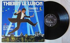 THIERRY LE LURON (LP 33T) CHANTE THIERRY FEERIES