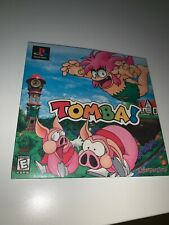 Tomba PS1 Demo Disk with Sleeve Rare Promo