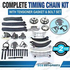 For Holden Commodore Timing Chain Kit +Gears VZ VE VF Alloytec LY7 3.6L V6 06-ON