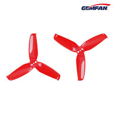 4Pairs Gemfan Flash 2.5 Inch 3 Blade Propeller Props For RC Multicopter 5 colors