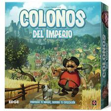 COLONOS DEL IMPERIO - JUEGO DE CARTAS - DRAFT DE CARTAS, CONTROL DE RECURSOS