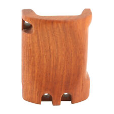 NICEYRIG Wooden Handle Handgrip for Sony A6500 A6300 A6000 ILCE-6000 Camera Cage
