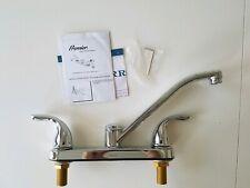 PREMIER CALIBER 126177 Two-Handle Kitchen Faucet