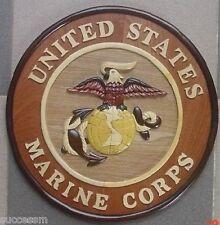 United States Marine Corp Large Plaque