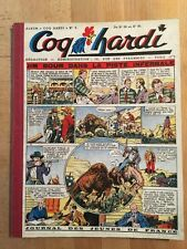 COQ HARDI - Reliure Editeur numéro 6 (du 68 au 80) - 1947 - TBE/NEUF