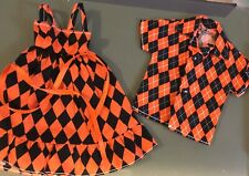 Barbie and Ken Matching Halloween Clothing New