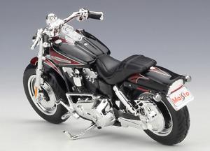 Maisto 1:18 Harley Davidson 2009 FXDFSE CVO Fat Bob MOTORCYCLE BIKE Model