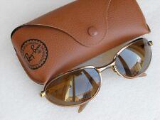 Vintage Rare Metal frame RAY-BAN W2645 Side Street B&L U.S.A. Sunglasses + Case