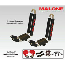 Malone J-Pro 2 Protective J-Style Kayak Carrier Reduces Wear and Tear in Transit
