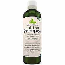 Tratamiento Shampoo Para La Caída Del Cabello - Champú Para Hombres Y Mujeres
