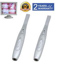 2PCS Intra Oral Dental Focus Camera Intraoral MD740A Digital USB-X Pro Imaging