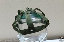 New Olive green Nylon Para Helmet Suspension Assembly sz M  25 in each E5122