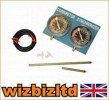 BIKETEK TWIN Carburettor BALLANCE Vacuum Gauge and Synchronizer - VGA2