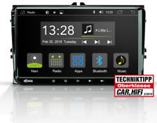 für VW Sharan 7N Touran 1T  Android Auto Radio Navigation WiFi USB Bluetooth DAB
