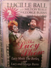 The Lucy Show With Milton Berle & George Burns 2 Episodes (DVD) WORLD SHIP