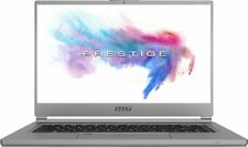 New MSI P65 Creator 15.6'' 4K UHD Thin Laptop i7-9750H 16GB 512GB SSD RTX 2060