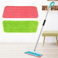 Fiber Spray Mop Head Floor Polished Cloth Household Cleaning Mop Cleaner Tools