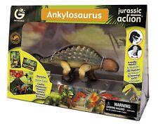 Geoworld -dinosaure - Jurassic Action -Ankylosaurus   CL245K Figurine bouge
