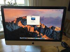 Apple iMac 27-inch Late 2015 Retina 5k Core i7 4.0Ghz 32 Go RAM 512 Go SSD