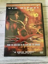 Xxx Dvd, 2002, Full Screen Special Edition - Vin Diesel - New Sealed