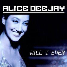 Will I Ever [EMI CD] [Single] by Alice Deejay (CD, 2000, EMI Music Distribution)