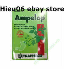 90 capsules AMPELOP Treatment of gastro duodenitis and gastro duodenal ulcer